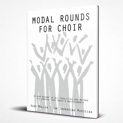Modal Rounds for Choir