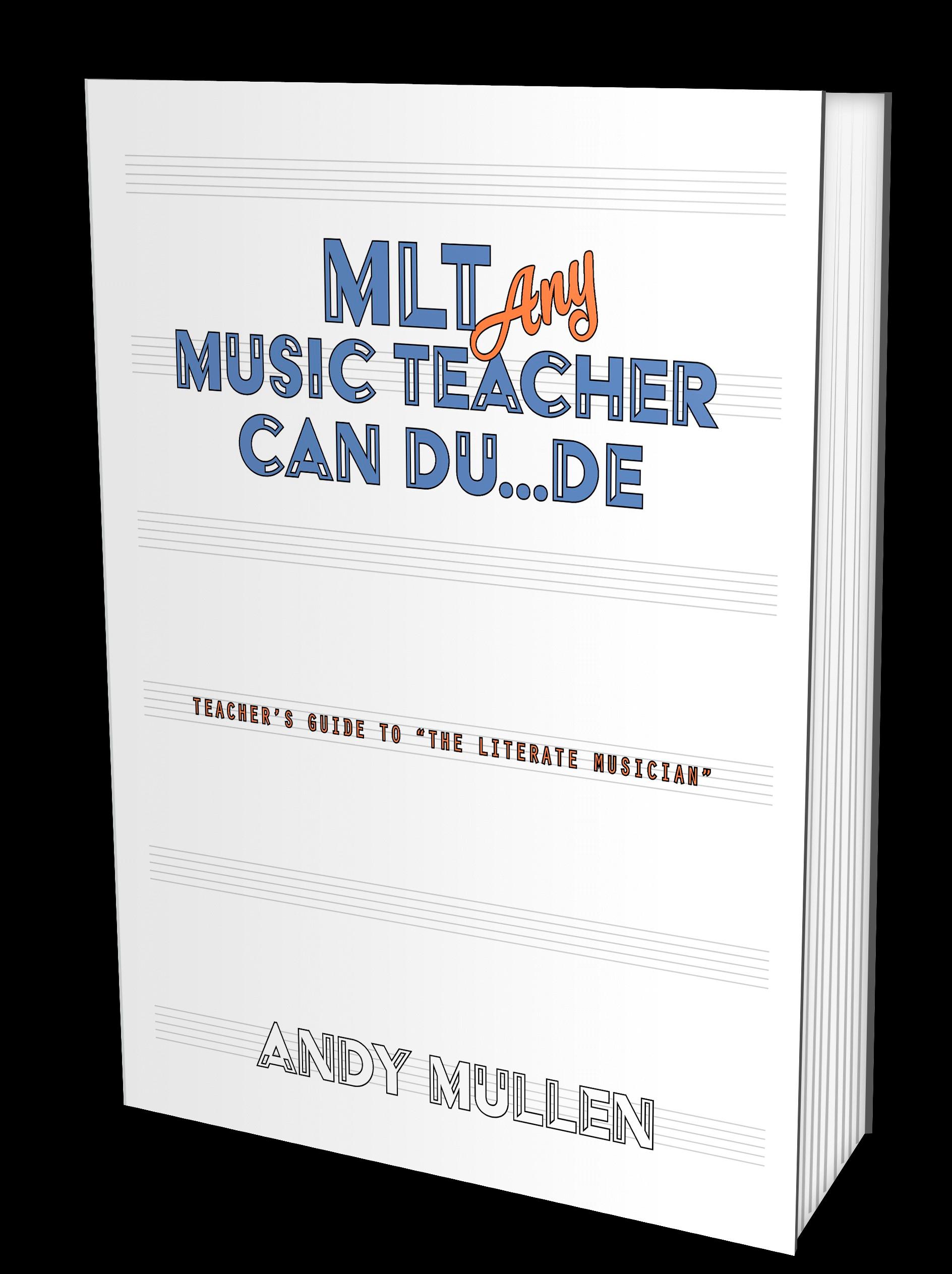 MLTAMTCDD Book Image - The Music/Language Parallel